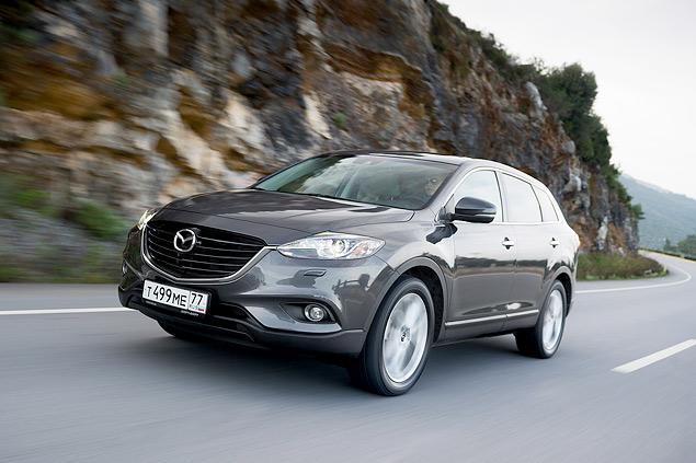 Сможет ли Mazda CX-9 обосноваться в России со второй попытки?. Фото 4