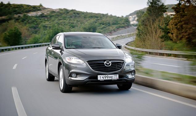 Сможет ли Mazda CX-9 обосноваться в России со второй попытки?. Фото 5