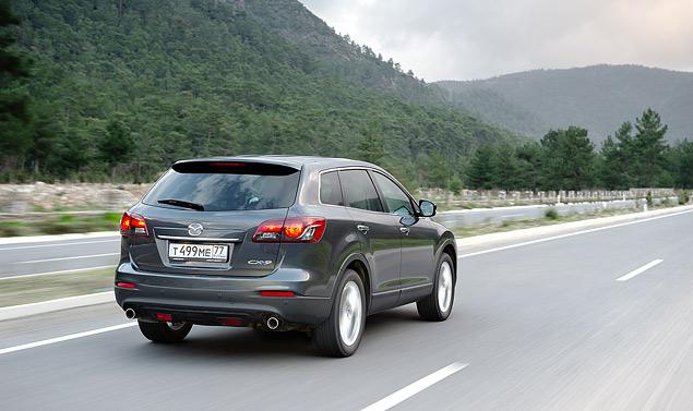 Сможет ли Mazda CX-9 обосноваться в России со второй попытки?. Фото 6