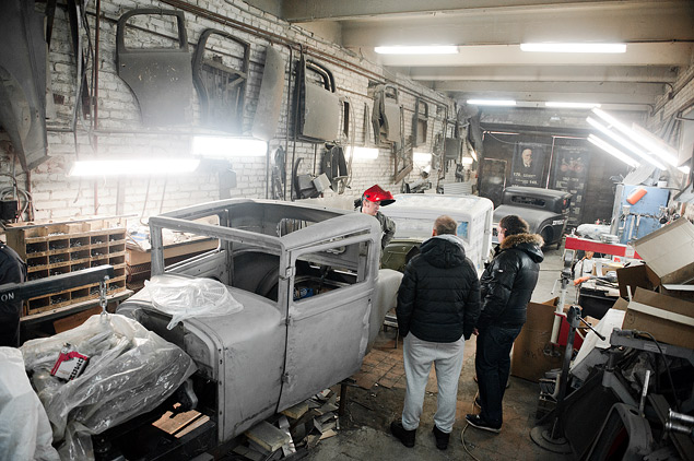 Продолжаем следить за постройкой рекордного хот-рода. Фото 3