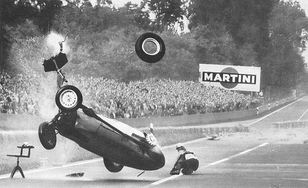 Какие автодромы исчезли из Формулы-1 после первой же гонки. Фото 10