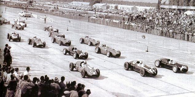 Какие автодромы исчезли из Формулы-1 после первой же гонки. Фото 16