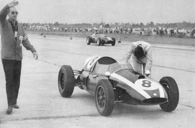 Какие автодромы исчезли из Формулы-1 после первой же гонки. Фото 17