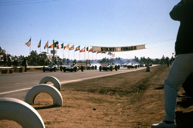 Какие автодромы исчезли из Формулы-1 после первой же гонки. Фото 20