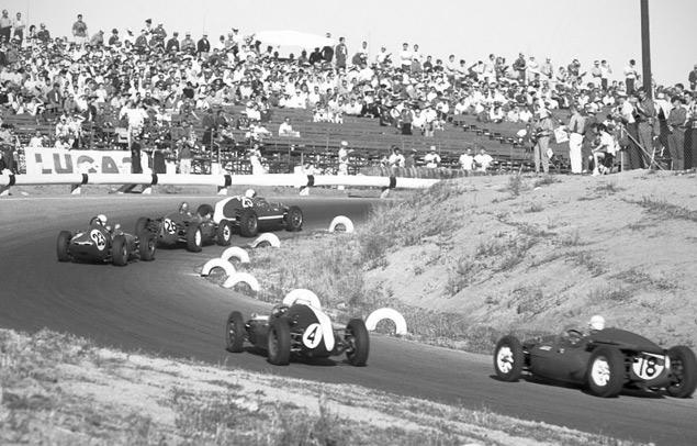 Какие автодромы исчезли из Формулы-1 после первой же гонки. Фото 21