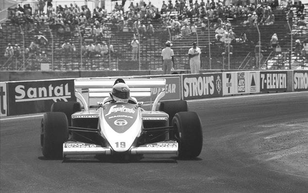 Какие автодромы исчезли из Формулы-1 после первой же гонки. Фото 32