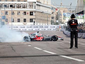 Стали известны даты заездов Формулы-1 по центру Москвы