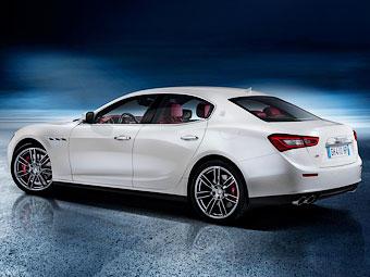 У Maserati появилась дизельная модель