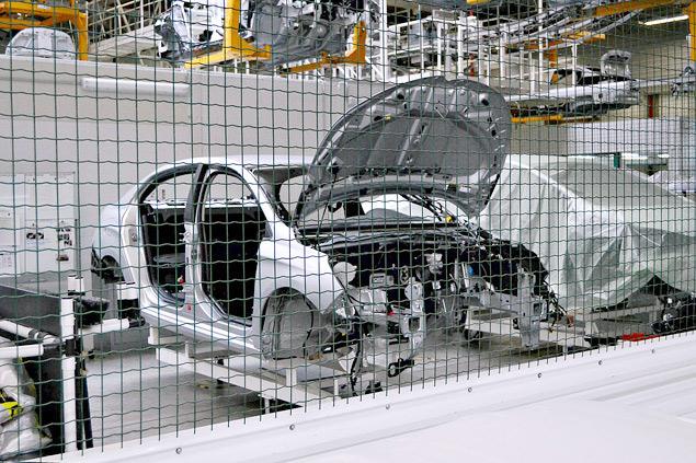 Все подробности о седане Citroen, который создавался специально для России. Фото 9
