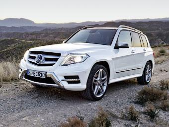 Mercedes-Benz GLK обзаведется новым мотором