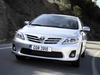 """Toyota отказалась признать """"Фокус"""" самой продаваемой машиной"""