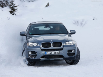 BMW X6 следующего поколения покажут на Московском автосалоне