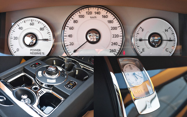 Внезапный тест-драйв роскошного седана Rolls-Royce Ghost. Фото 2