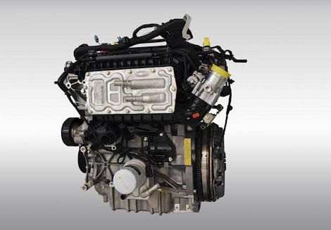 Компания расширила линейку моторов EcoBoost