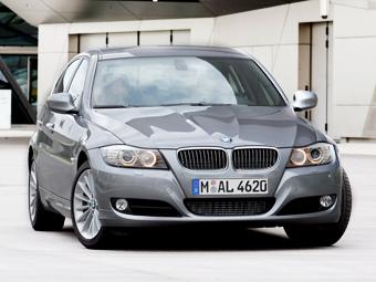 """BMW построит совместную с китайцами модель на базе старой """"тройки"""""""
