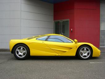 Суперкар McLaren F1 с нулевым пробегом выставили на продажу