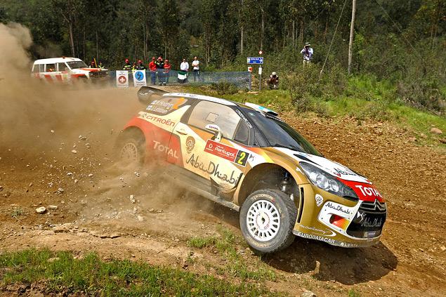 Обзор четвертого этапа WRC: Ралли Португалии. Фото 1