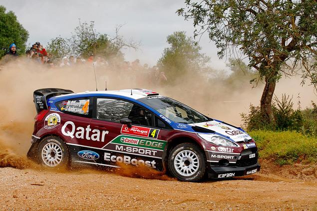 Обзор четвертого этапа WRC: Ралли Португалии. Фото 4