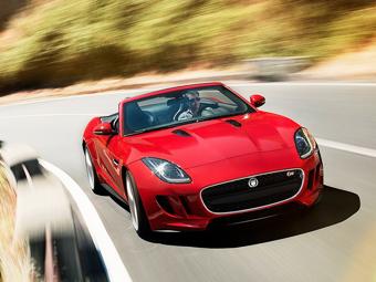 Jaguar F-Type получит 608-сильную версию