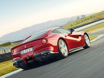 Полиция Дубая обзаведется патрульным Ferrari
