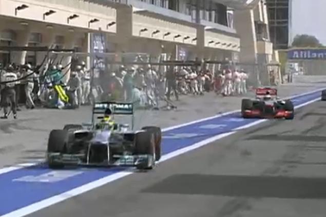 Онлайн-трансляция четвертого этапа Формулы-1 2013 года. Фото 4
