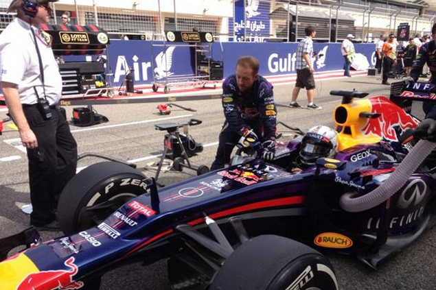 Онлайн-трансляция четвертого этапа Формулы-1 2013 года. Фото 6