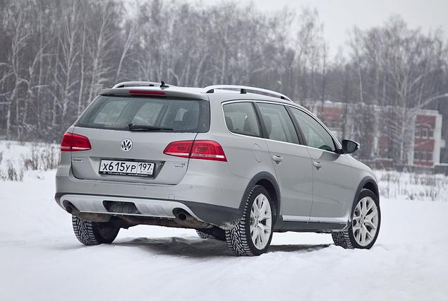 Длительный тест VW Passat Alltrack: поломки и стоимость владения. Фото 1
