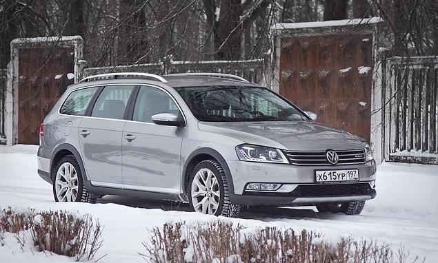 Длительный тест VW Passat Alltrack: поломки и стоимость владения. Фото 3