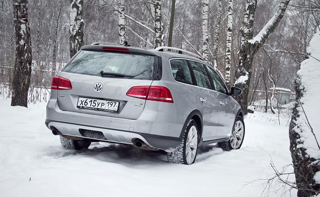 Длительный тест VW Passat Alltrack: поломки и стоимость владения. Фото 6