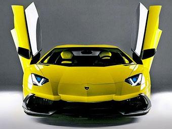 """Lamborghini отметит 50-летие """"заряженным"""" купе Aventador"""