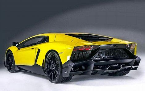 Суперкар получит форсированный 6,5-литровый мотор V12