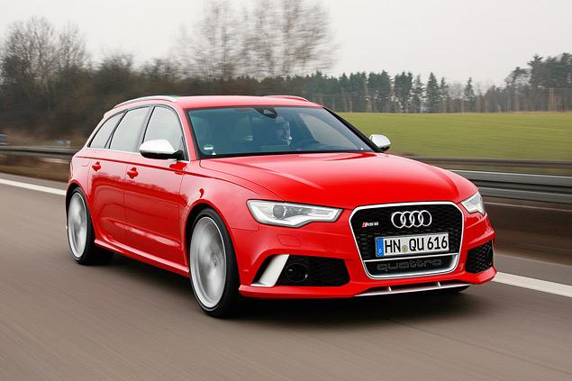 """Испытываем две """"заряженные"""" Audi: S3 и RS6 Avant. Фото 2"""