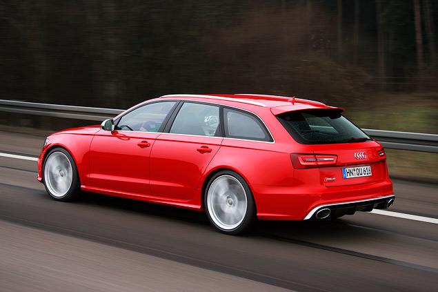 """Испытываем две """"заряженные"""" Audi: S3 и RS6 Avant. Фото 3"""
