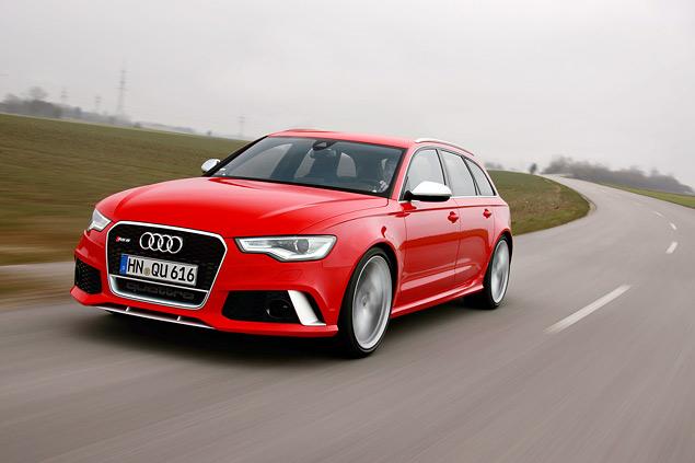 """Испытываем две """"заряженные"""" Audi: S3 и RS6 Avant. Фото 4"""