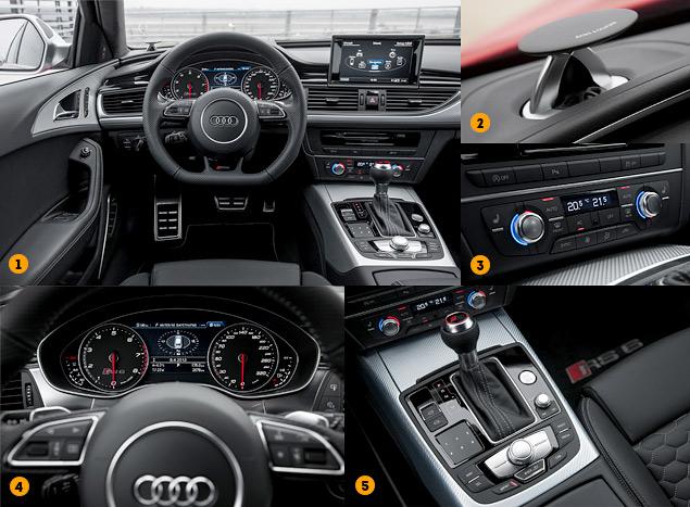 """Испытываем две """"заряженные"""" Audi: S3 и RS6 Avant. Фото 5"""