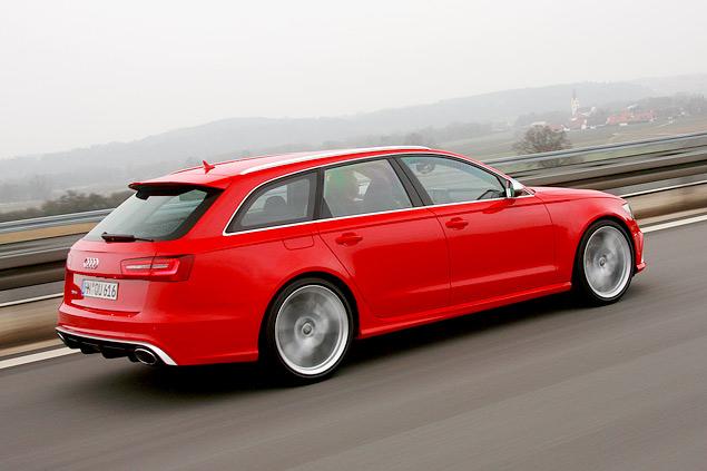 """Испытываем две """"заряженные"""" Audi: S3 и RS6 Avant. Фото 6"""