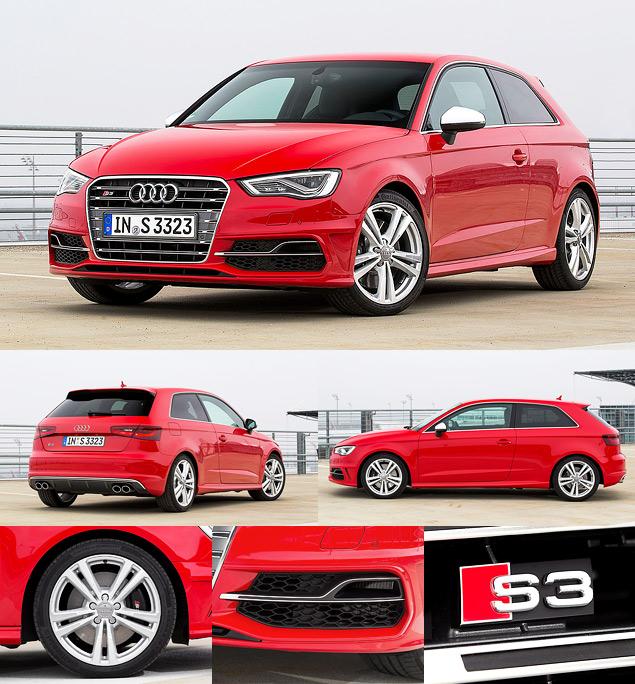 """Испытываем две """"заряженные"""" Audi: S3 и RS6 Avant. Фото 7"""