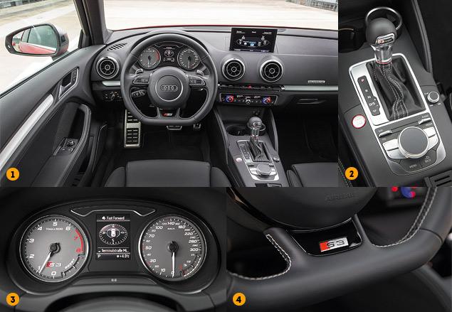 """Испытываем две """"заряженные"""" Audi: S3 и RS6 Avant. Фото 8"""