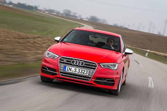 """Испытываем две """"заряженные"""" Audi: S3 и RS6 Avant. Фото 10"""