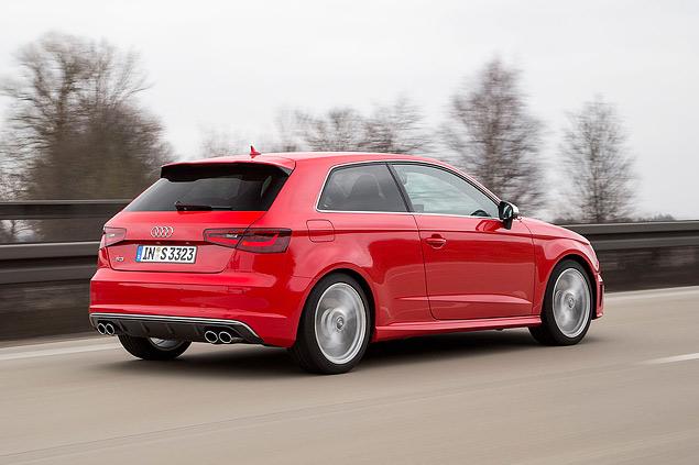 """Испытываем две """"заряженные"""" Audi: S3 и RS6 Avant. Фото 11"""