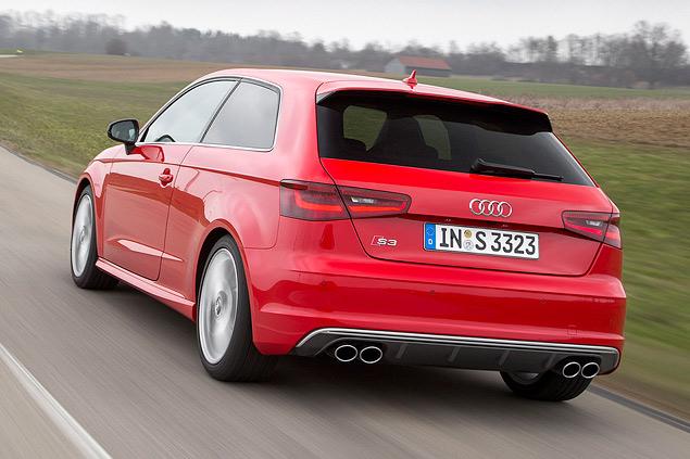 """Испытываем две """"заряженные"""" Audi: S3 и RS6 Avant. Фото 12"""