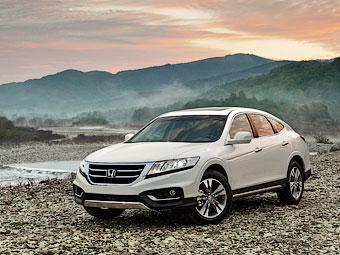 Обновленный Honda Crosstour обзаведется в России бюджетной версией