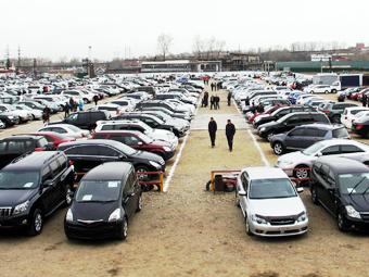 Количество машин в России за 15 лет увеличилось вдвое