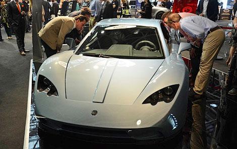 Компания Vencer представила 517-сильный суперкар Sarthe. Фото 1