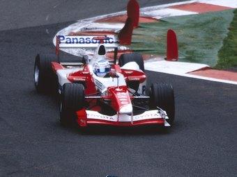 Toyota вернется в Формулу-1