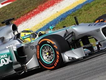 Нико Росберг занял поул-позицию на Гран-при Бахрейна