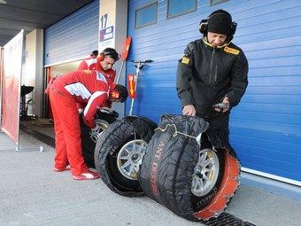 Шинники выразили готовность изменить покрышки для Формулы-1