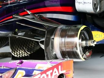 Red Bull позаимствовала у Williams собственную техническую инновацию
