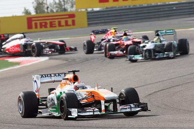 Подиум Гран-при Бахрейна полностью повторил прошлогодний. Фото 3
