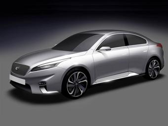 Kia создала для китайцев марку практичных машин